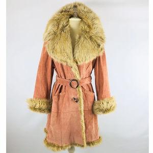 Women Fox Fur Coat On Poshmark